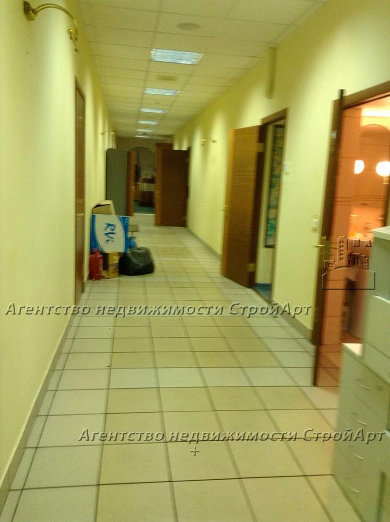7663 Аренда помещения под банк Электрический пер дом 3/10, строение 1 без комиссии