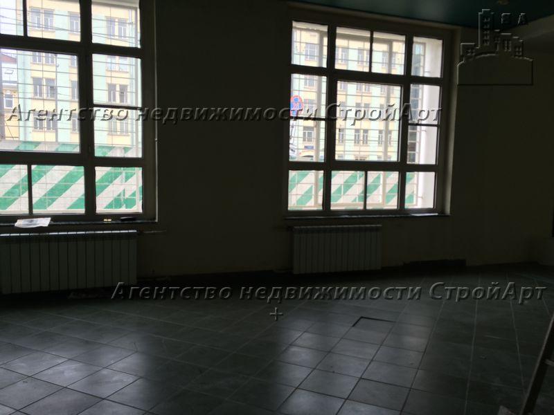 7704 Аренда помещения под банк 243 кв.м ул. Валовая д.33 без комиссии