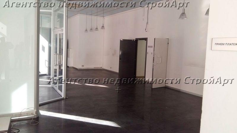 7710 Аренда помещения под банк 239 кв.м Ленинский проспект д.30 без комиссии