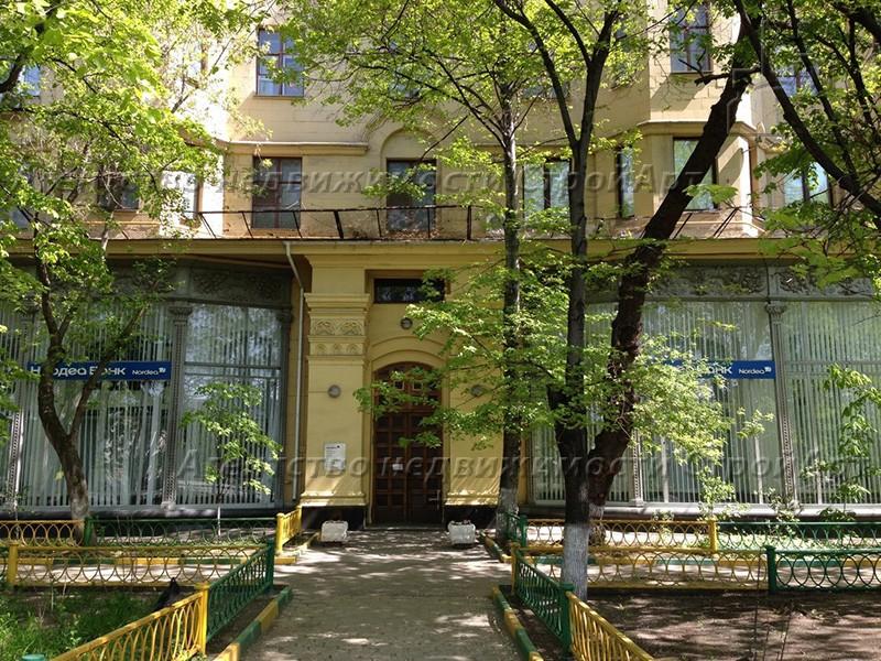 7758 Аренда помещения под банк Смоленская наб. д.5/13, площадь 1042 кв.м без комиссии