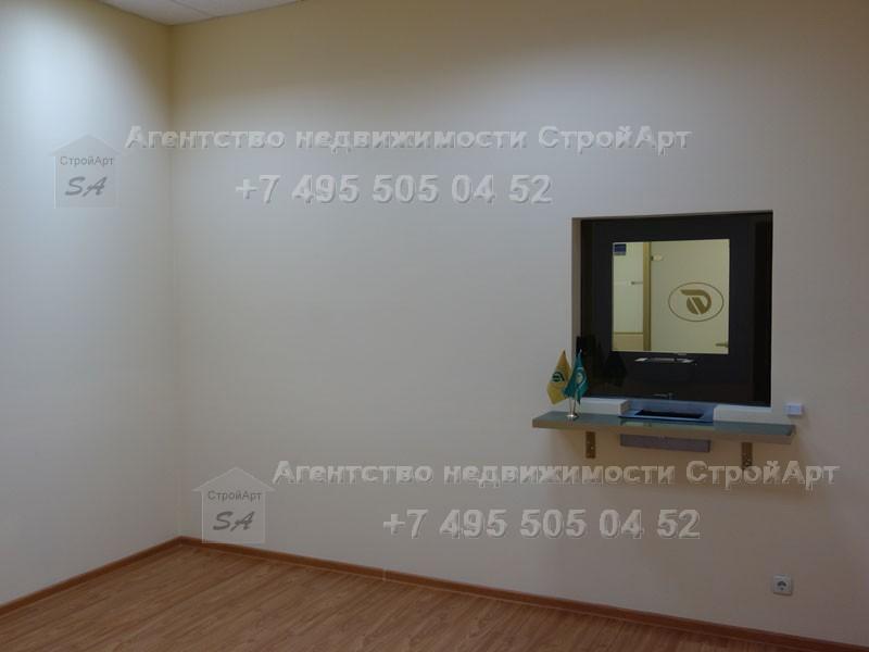 7773 Аренда помещения под банк м. Октябрьская, Крымский вал Д.3 С 1 без комиссии
