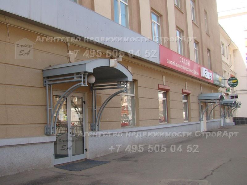 7786 Аренда помещения под банк м. Сокол, ул. Балтийская, 360 кв.м без комиссии