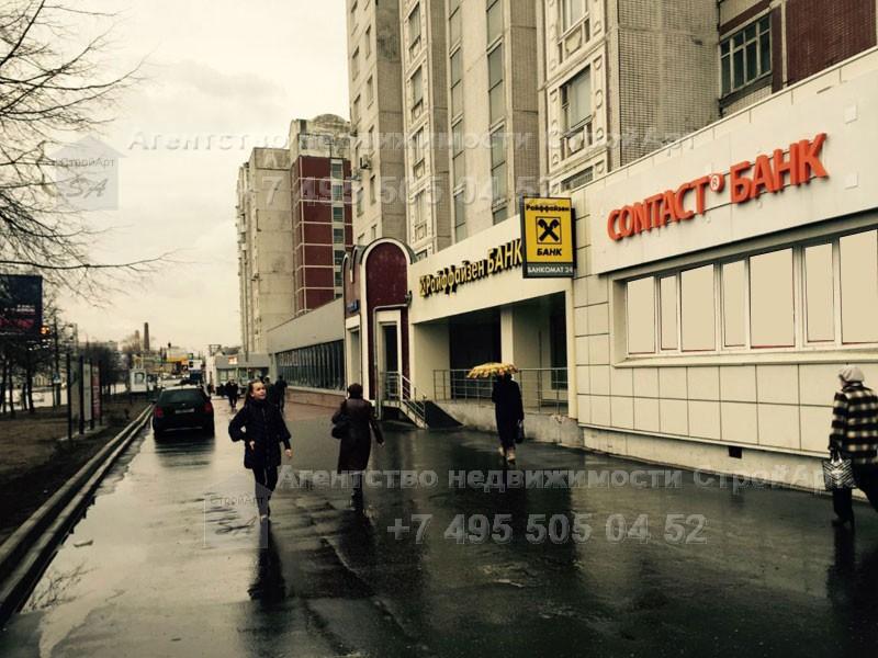 7787 Аренда помещения под банк м. Римская, ул. С. Радонежского, 175 кв.м без комиссии