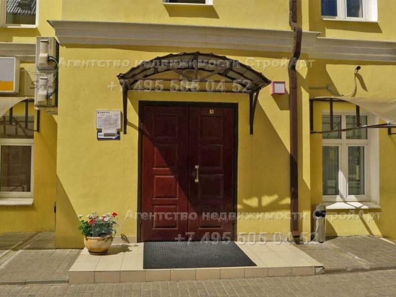 7791 Аренда помещения под банк Б. Дмитровка д.32, 145 кв.м без комиссии