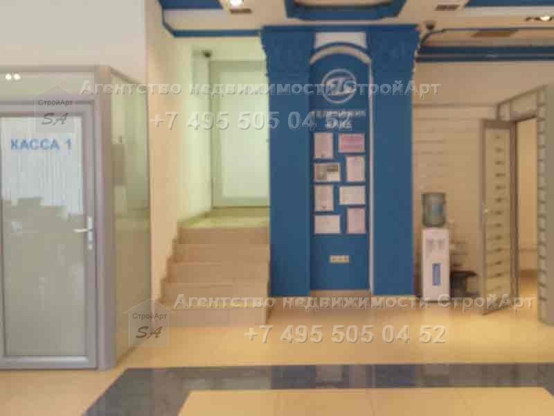 7808 Аренда помещения под банк 276,7 кв.м  Олимпийский пр. д.26 без комиссии