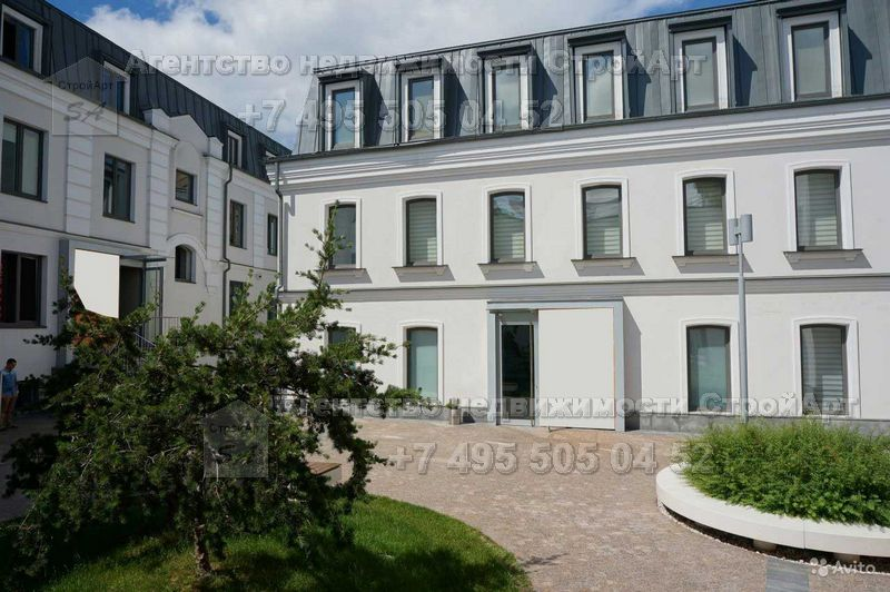 7820 Аренда здания под банк ул. Палиха д.10 с 5, 786 кв.м без комиссии