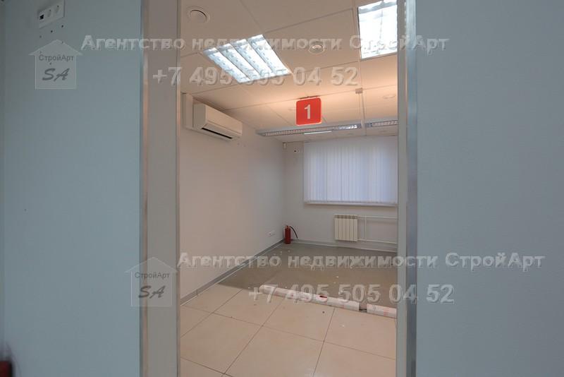 7822 Аренда помещения под банк 72 кв.м Пятницкое шоссе д.41 без комиссии