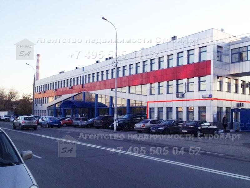 Аренда помещения под банк 98 кв.м 2-й Котляковский пр. д. 1 стр.1 без комиссии