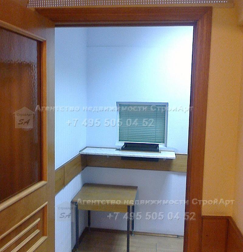 7894 Аренда помещения под банк 177 кв.м Красная пресня д.28 без комиссии