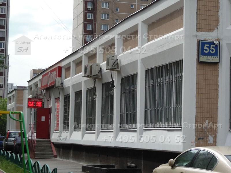 7896 Аренда помещения под банк 35 кв.м Батайский пр. д.55 без комиссии