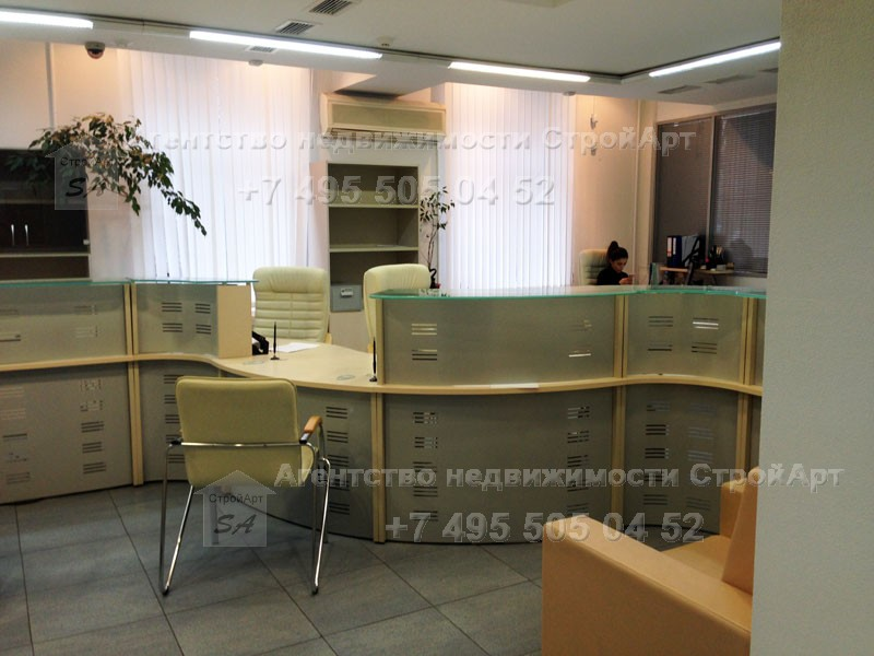 7902 Аренда помещения под банк Ленинградский пр. д.47 с2, 182 кв.м без комиссии