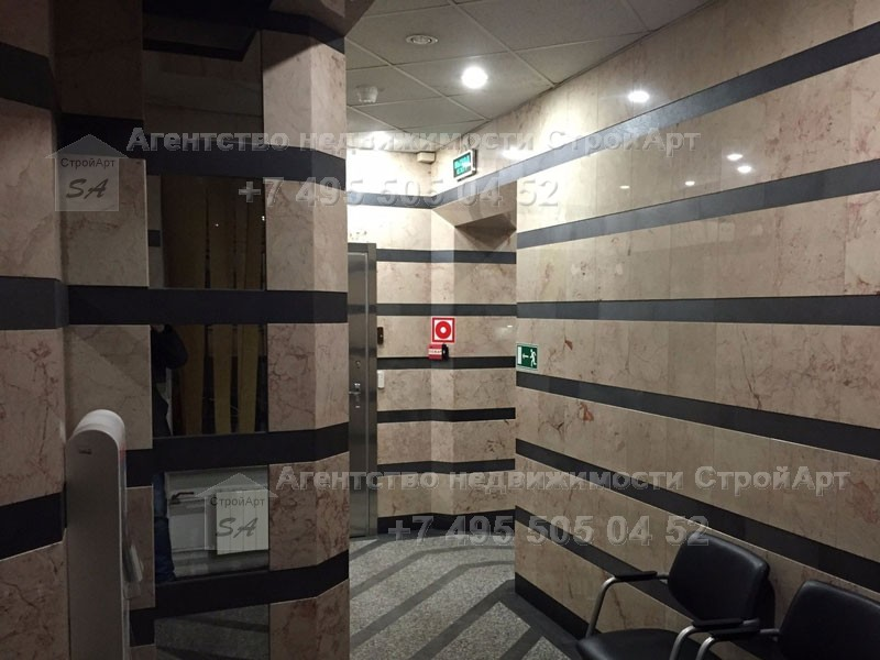 7912 Аренда помещения под банк 407 кв.м Ермолаевский пер. д.27 без комиссии