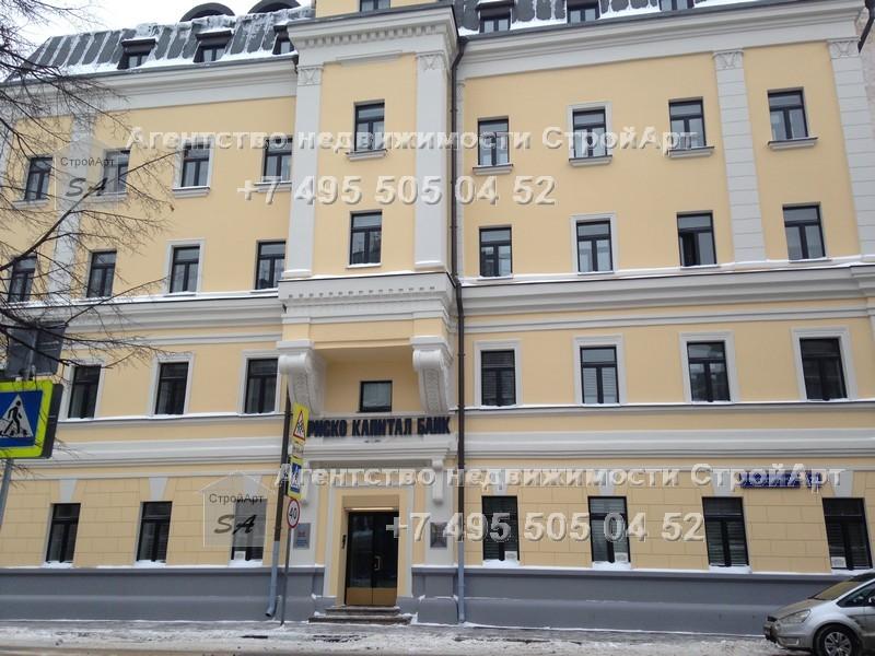 7915 Продажа здания Б. Предтеченский пер. д.22, 1750 кв.м