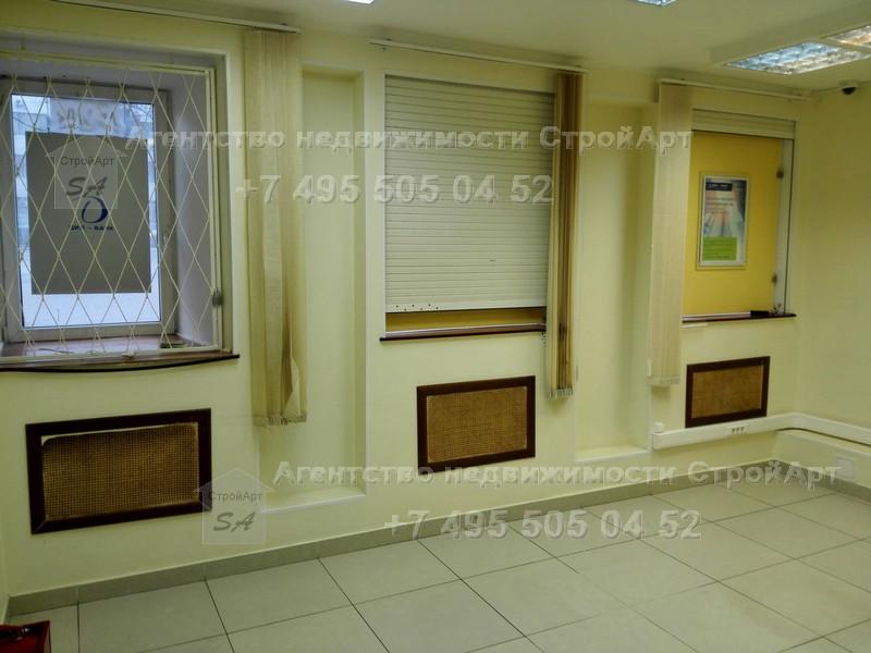 7920 Аренда помещения 80 кв.м, Садовая-Кудринская д.22 с 2, без комиссии