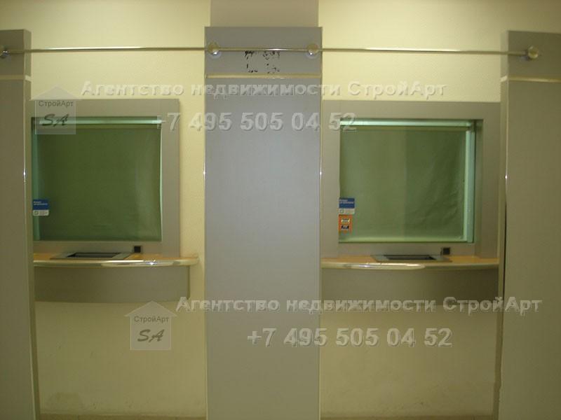 7927 Аренда помещения под банк м. нагатинская, Варшавское шосе д.36, 207кв.м без комиссии