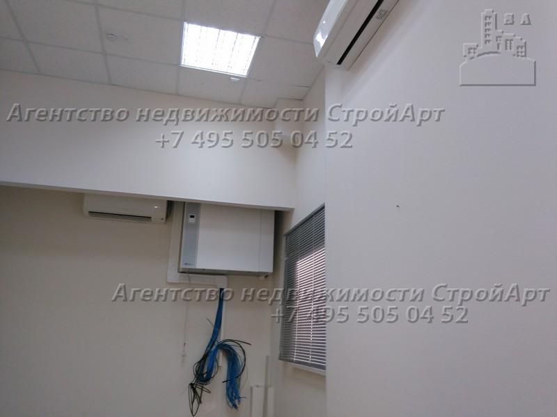 Аренда помещения под банк м. Курская, Земляной вал д.38/40, 125кв.м без комиссии