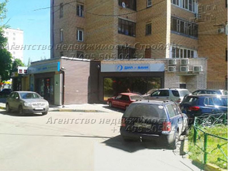 Аренда помещения под банк м. Новогиреево, Свободный пр. 20, 87кв.м без комиссии