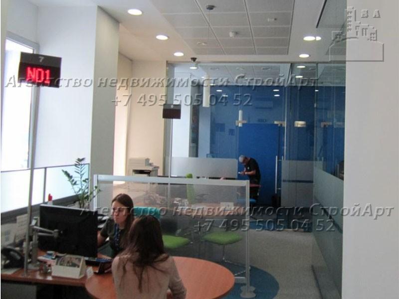 7946 Аренда помещения под банк ул. Люсиновская д.72, 282кв.м без комиссии