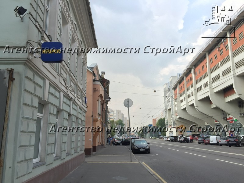 7952 Особняк 741 кв.м в аренду, ул.Бакунинская 80с1, без комиссии