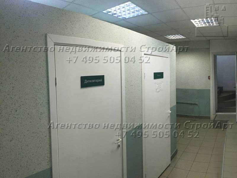 7953 Аренда помещения под банк Комсомольский пр.42с1, 100 кв.м без комиссии