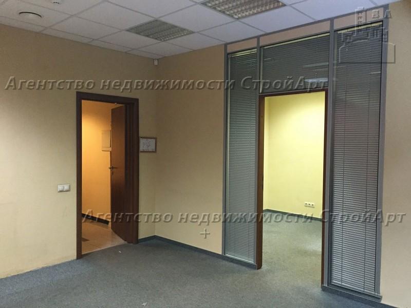 7995 Аренда помещения под банк м.Киевская, 1-й Тружеников пер. 12С3 без комиссии
