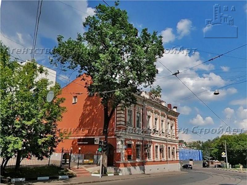7998 Аренда помещения под банк м. Менделеевская, ул. Палиха 13/1с1, 642 кв.м без комиссии