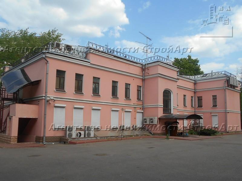 5012 Аренда особняка ул.Госпитальная 10, 1242 кв.м без комиссии