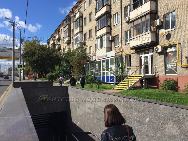 5031 Аренда помещения под банк ул. Сущевский вал 67, 96кв.м без комиссии