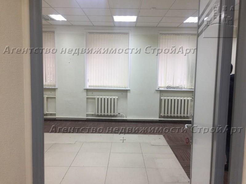 5034 Аренда помещения под банк Земледельческий пер. 14/17с2, 147кв.м без комиссии