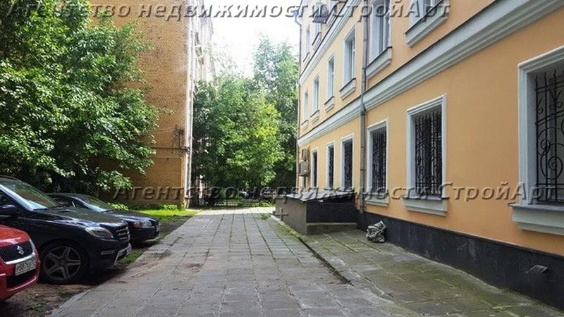 5050 Аренда особняка под банк м. Улица 1905 года, Расторгуевский пер., 4С2, 1648 кв.м без комиссии