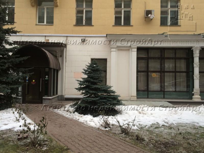 5054 Аренда помещения под банк Кутузовский проспект 24, 452кв.м без комиссии