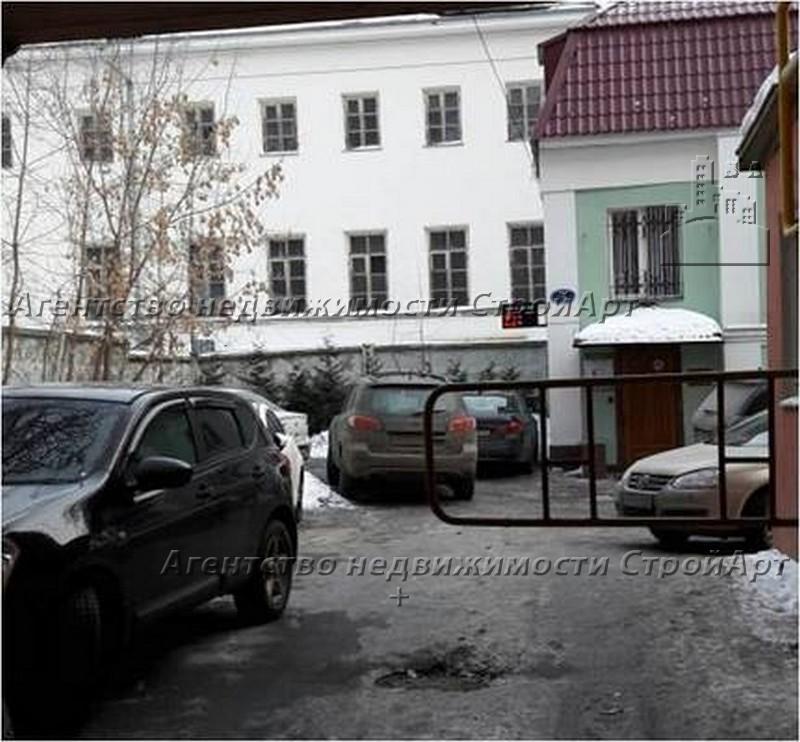 5072 Аренда помещения под банк, Большой Каретный пер., 4С5, 473 кв.м без комиссии