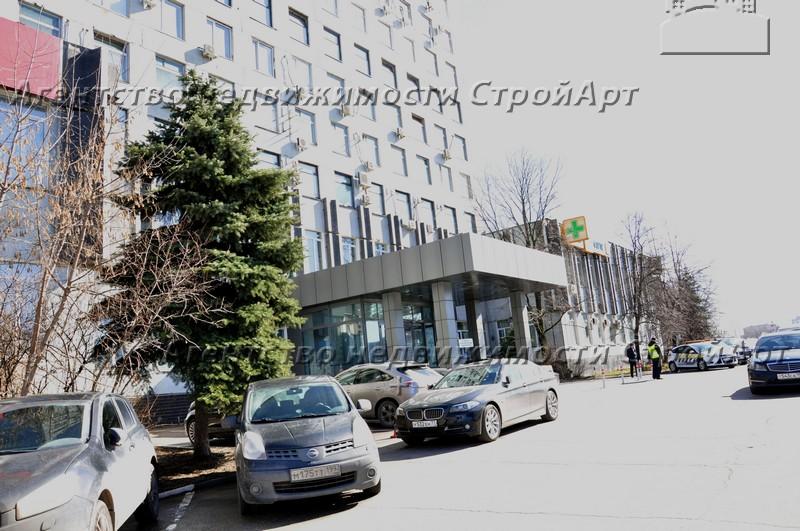 5079 Аренда помещения под банк 100кв.м,  г. Химки, улица Ленинградская, дом 29 без комиссии