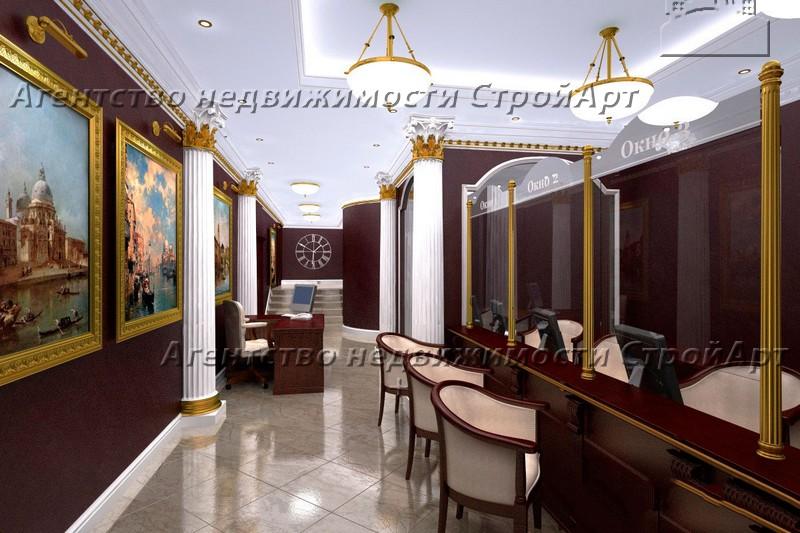 5086 Аренда помещения под банк Садовая-Самотечная 15, 640кв.м без комиссии