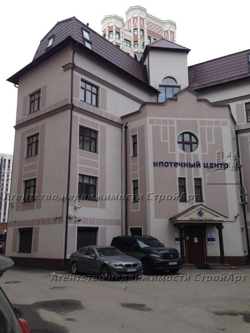 5087 Аренда здания под банк м. Добрынинская ул.Житная 6-8с7, 765м2 без комиссии