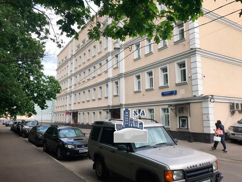 5089 Продажа здания под банк м. Новокузнецкая, Озерковский пер. 3, 1792 кв.м без комиссии