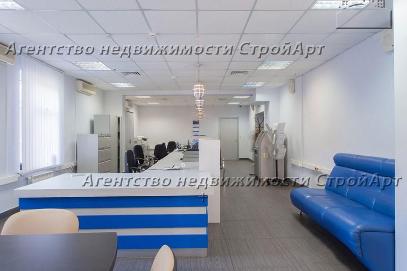5092 Аренда помещения под банк  ул Садовая-Сухаревская д 15 стр 1, 735 кв.м без комиссии