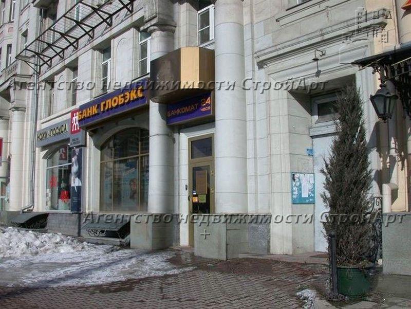 5109 Аренда банковского помещения Ленинградский проспект 48, 217кв.м без комиссии