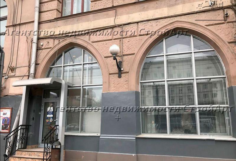 5125 Аренда помещения под банк м. Цветной бульвар, Садовая-Самотечная ул., 4А, 90 кв.м без комиссии