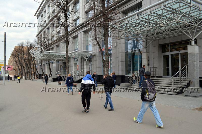 5136 Аренда помещения под банк м. Улица 1905 года, Звенигородское шоссе 18/20к1 без комиссии.