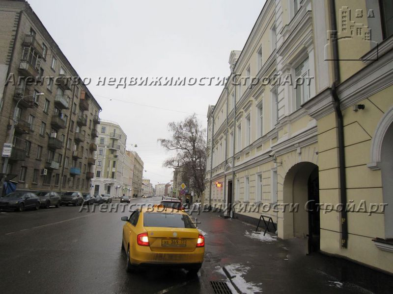 5140 Банковский особняк в аренду 1916 кв.м Садовническая 69, без комисси