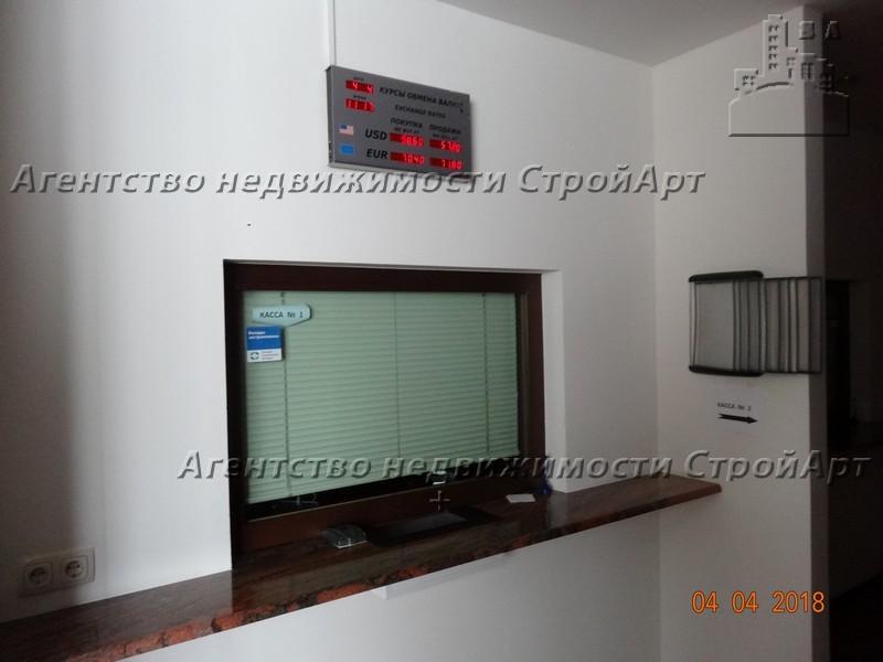 5149 Аренда помещения под банк 643 кв.м м. Калужская, ул. Воронцовские пруды 3, без комиссии