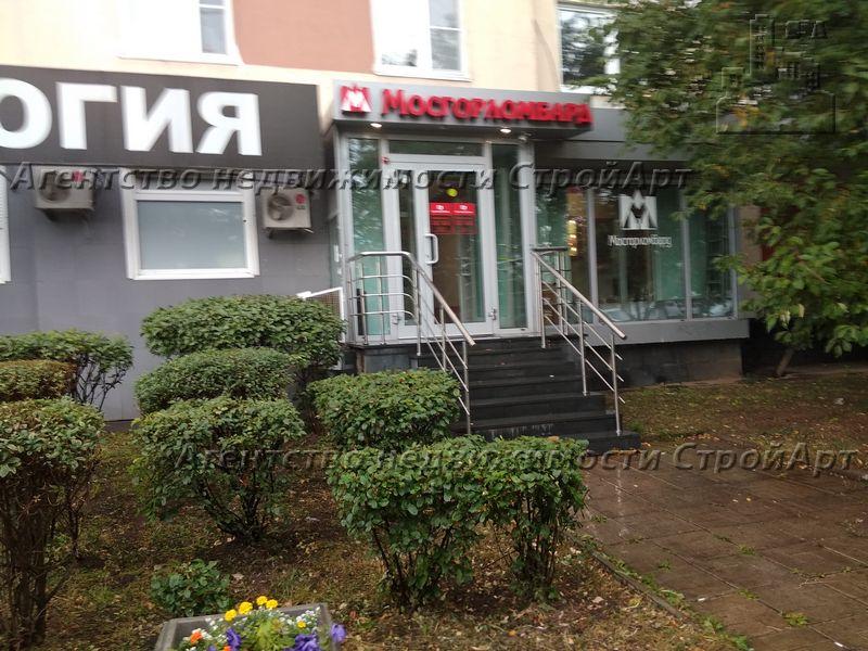 5163 Аренда помещения с отдельным входом  м. Марьино Новочеркасский бульвар 55, 45 кв.м без комиссии