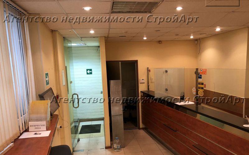 5164 Аренда помещения под банк м. Белорусская, Ленинградский проспект 1, без  комиссии