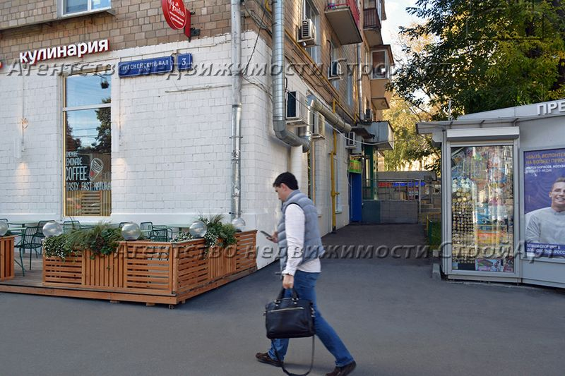 5171 Аренда  помещения под банк метро Улица 1905 года, Пресненский вал 3, 97кв.м без комиссии