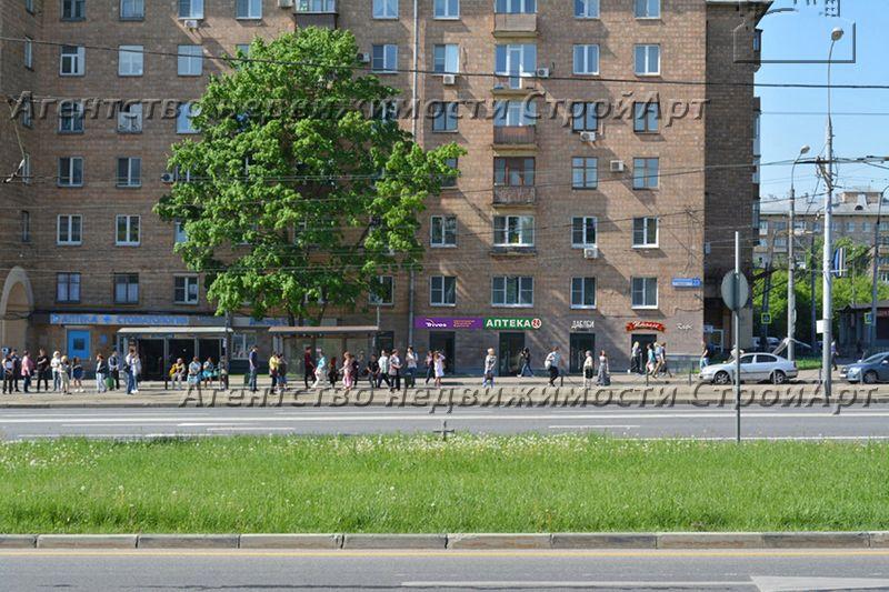 5172 Аренда помещения м. Университет, Ломоносовский проспект 23, 63кв.м без комиссии