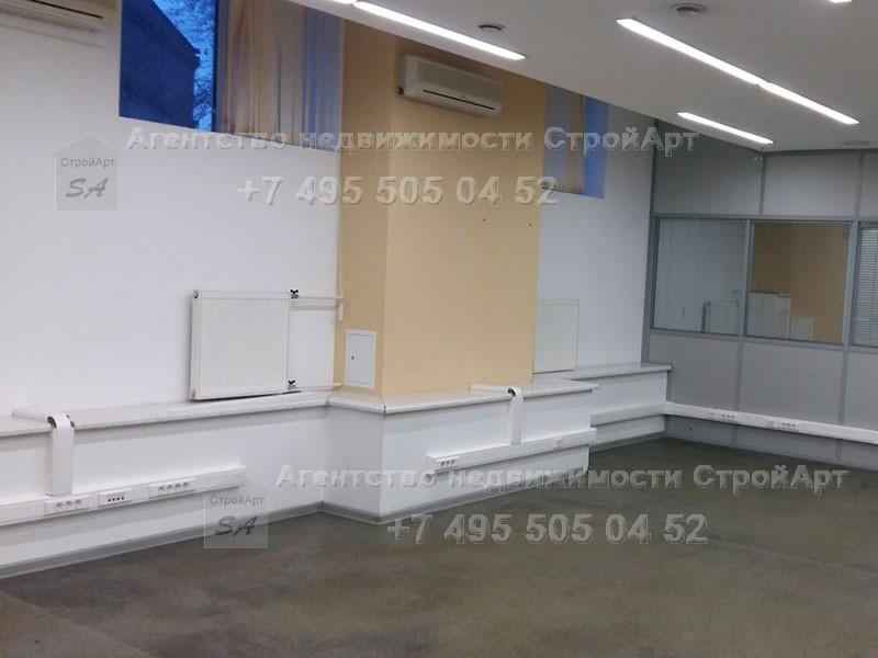 7087 Аренда помещения под банк м. Семеновская ул.Ибрагимова д.31, 221кв.м без комиссии