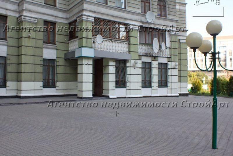 7135 Сдаю помещение под банк м.Новослободская 280 кв.м Краснопролетарская д.7 без комиссии