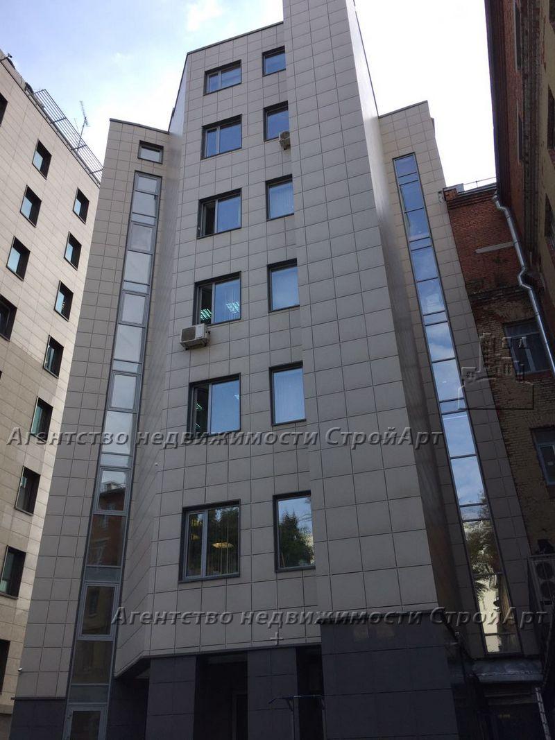 7202 Аренда здания банка 1395 кв.м Москва, Брестская 2-я ул, д. 32 без комиссии!