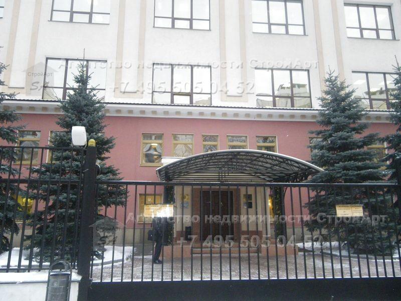 7212 Аренда банковского помещения м. Римская, Б. Андроньевская д.17 без комиссии